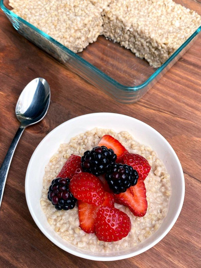 Tips on how to Meal Prep Metal Reduce Oats