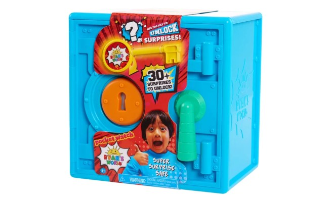 Ryan S World Super Surprise Safe The Hottest Toys For