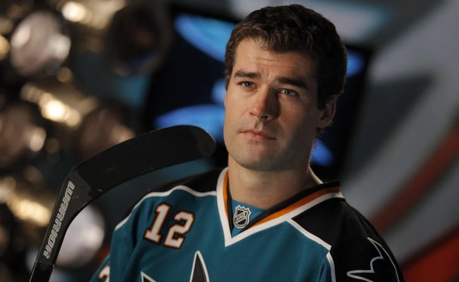 Patrick Marleau Sexy Hockey Players Stanley Cup