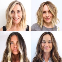 How You Hair Can Make You Look Younger | POPSUGAR Beauty ...