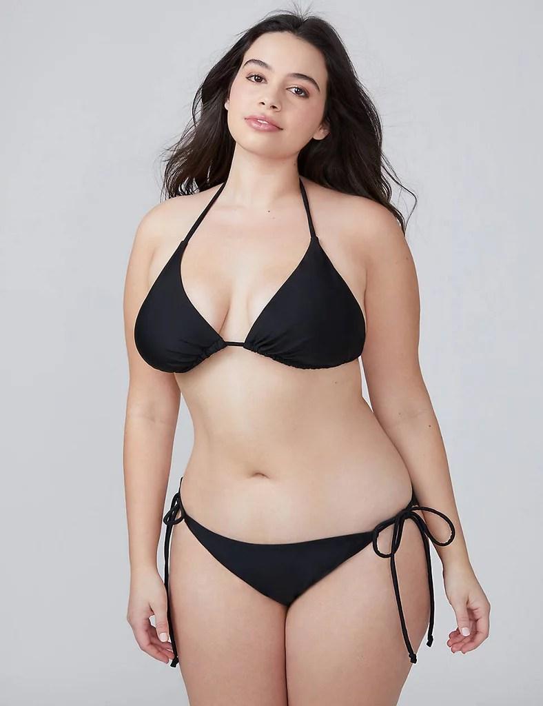 5a46d1d35c2dd Astounding Palm Print Bikini Bottom Size 22 2x 3 0 960 960 Lane ...