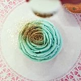 Decorate With Luster Dust or Sprinkles