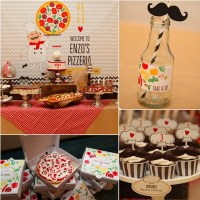 A Pizza-Themed Party | Best Kids' Birthday Party Ideas ...