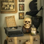 Diy Vintage Halloween Decor Popsugar Home