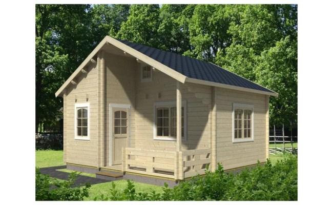 Allwood Ranger Cabin Kit Best Tiny Houses On Amazon