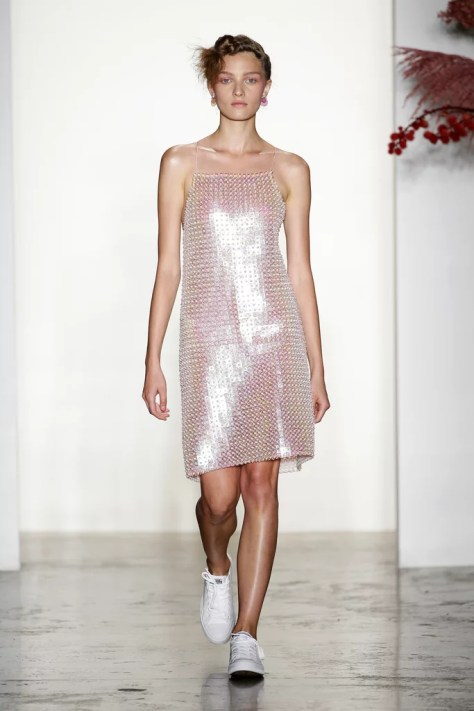 The Adam Selman Spring 2017 collection debuted on Sept. 8 at New York Fashion Week.