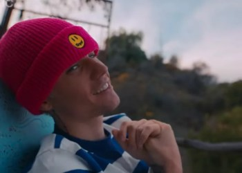"Justin Bieber Sings About Missing His Wife in Nature-Inspired ""E.T.A."" Video"