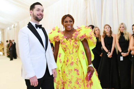 """Image result for Serena Williams celebrates 2nd wedding anniversary with Alexis Ohanian"""""""