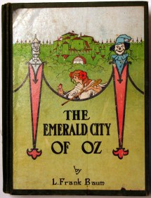 Emerald City Of Oz Book 6 7 Weird And Wonderful