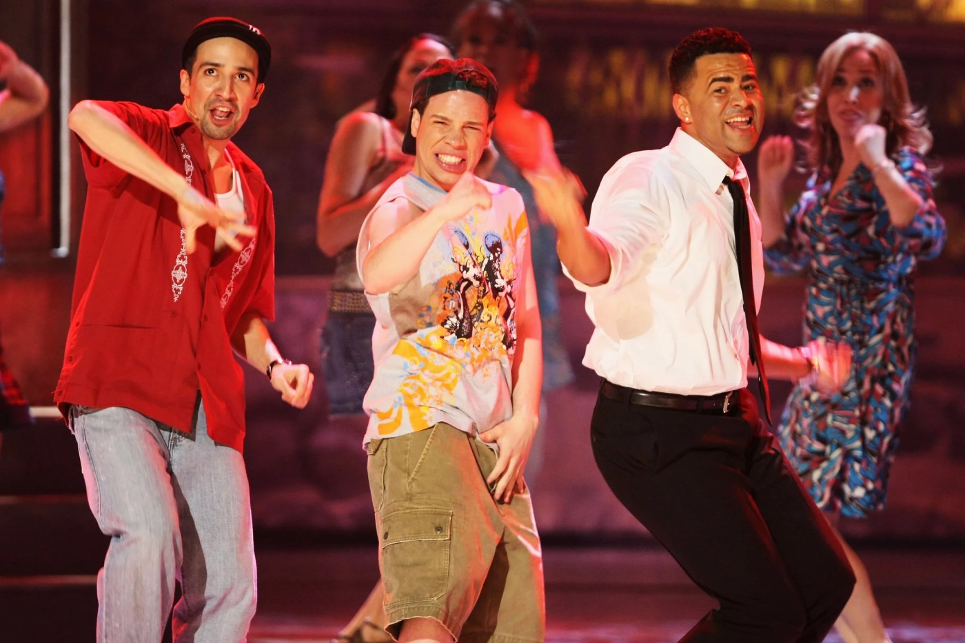 Christopher Jackson in In the Heights | Where You Can Find the ...