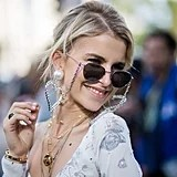 Sunglasses Trend 2019: Sunglasses With a Chain