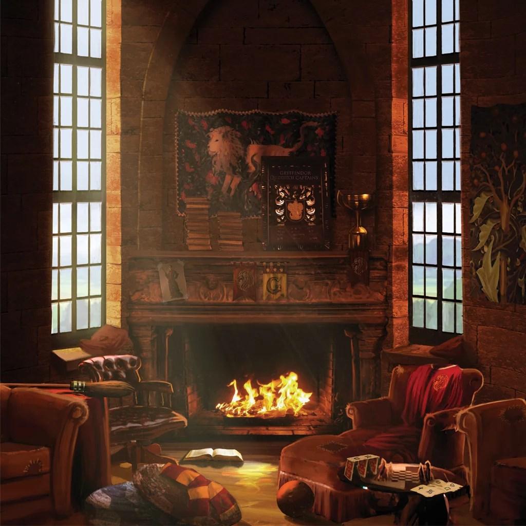 Fall Harry Potter Wallpaper Gryffindor Best Interior Decor For Each Hogwarts House