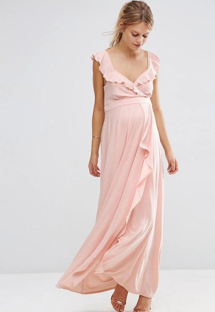 Maternity Dresses For Wedding Guests  POPSUGAR Moms