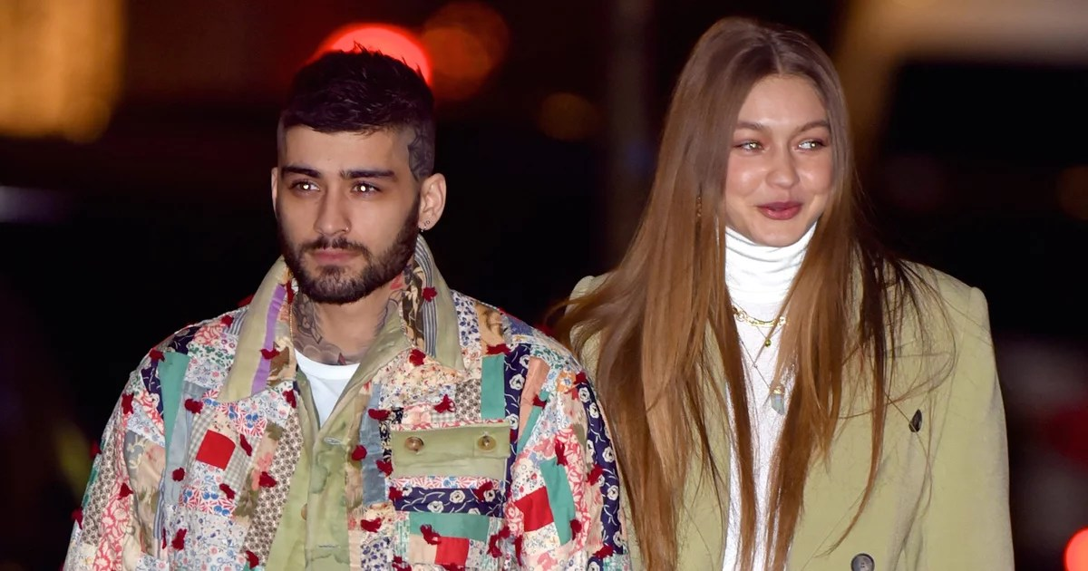 Gigi Hadid Confirms She and Zayn Malik Are Dating Again With a Sweet Valentine's Day Post