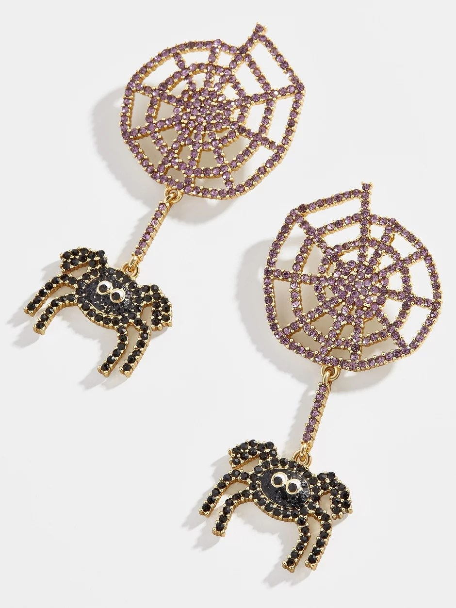 Halloween Jewelry : halloween, jewelry, BaubleBar, Halloween, Jewelry, Collection, POPSUGAR, Fashion
