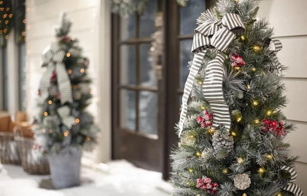 Home Depot Christmas Trees  POPSUGAR Home