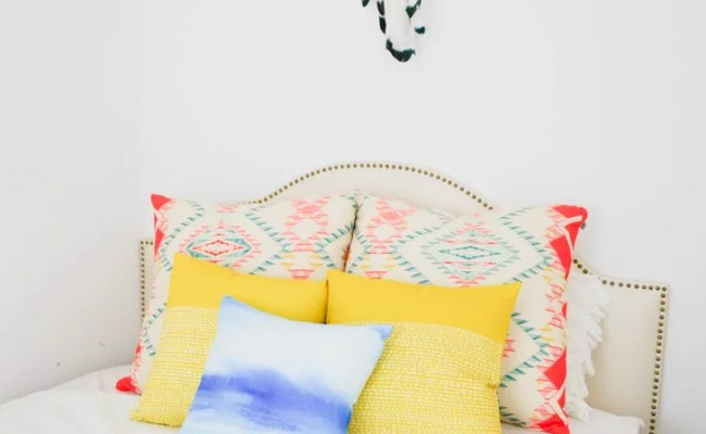 The Bedroom Decorating Tips To Maximize A Small Space