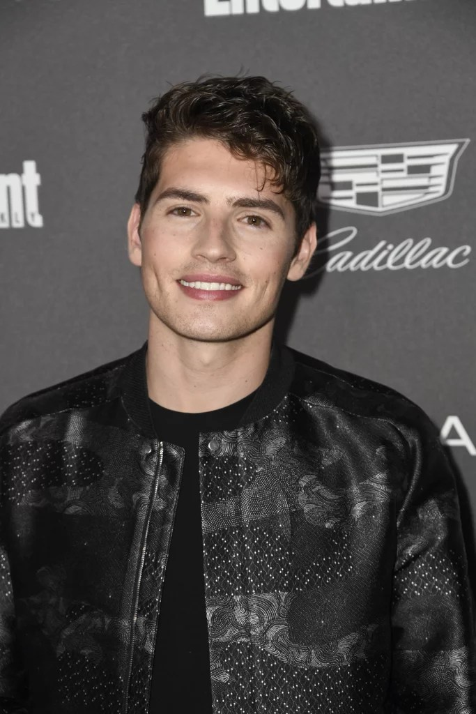 Gregg Sulkin  Celebrities at the 2019 Entertainment