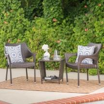 Jenning Wicker Chat Set Target Outdoor Furniture