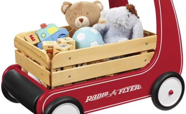 Radio Flyer Classic Wagon Walker 23 Great Gift Ideas For