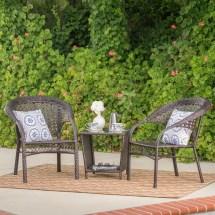 Hamilton Wicker Chat Set Target Outdoor Furniture