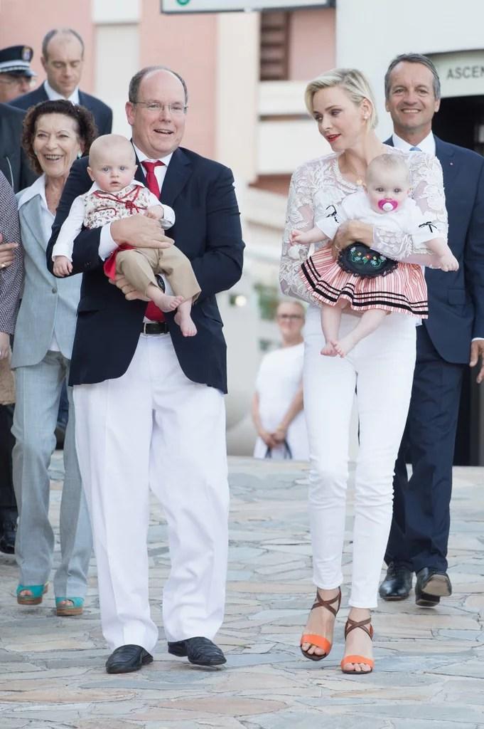 Monaco Royal Family  Stylish Royal Families  POPSUGAR Fashion Photo 14