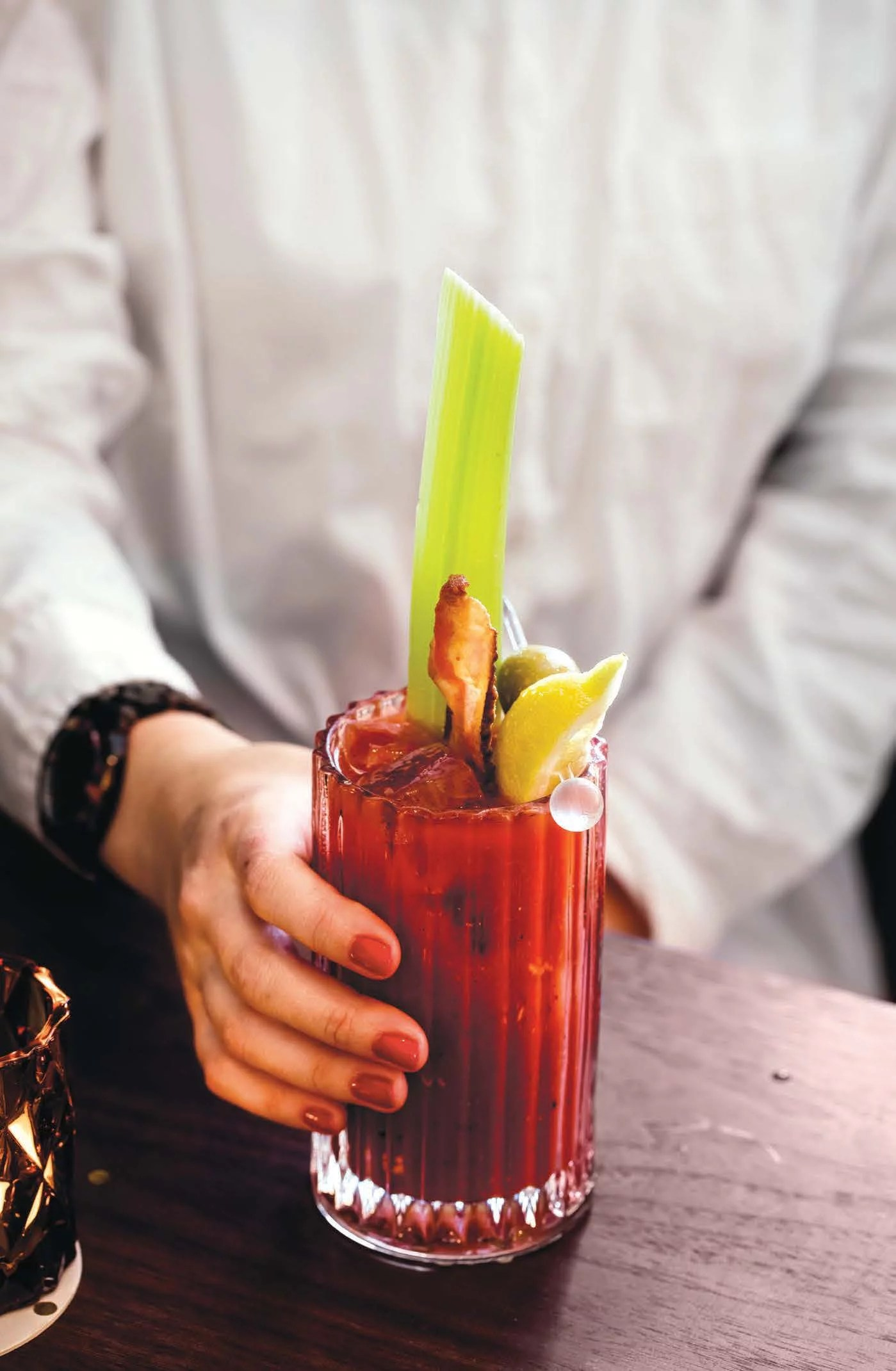 What Is the History of the Bloody Mary  POPSUGAR Food