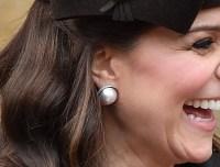 Kate Middleton Pearl Earrings on Easter 2018 | POPSUGAR ...