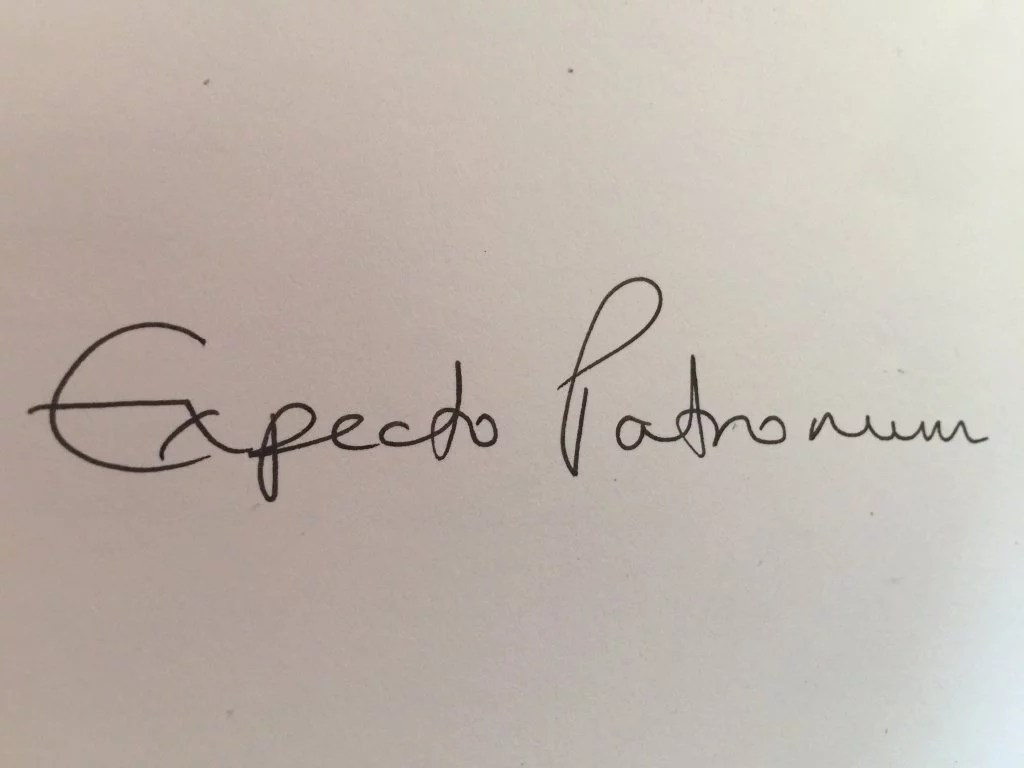 Dumbledore Quotes Wallpaper Hd J K Rowling Expecto Patronum Tattoo Popsugar Love Amp Sex