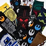 Star Wars 12 Days of Socks Set