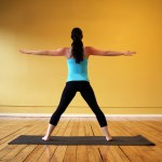 Five Pointed Star Yoga Sequence For Thighs Popsugar Fitness Photo 11