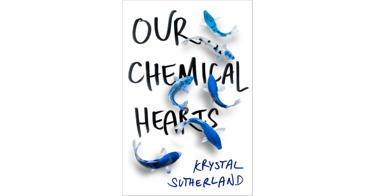 Our Chemical Hearts by Krystal Sutherland   Books Becoming Movies in 2020   POPSUGAR Entertainment Photo 22