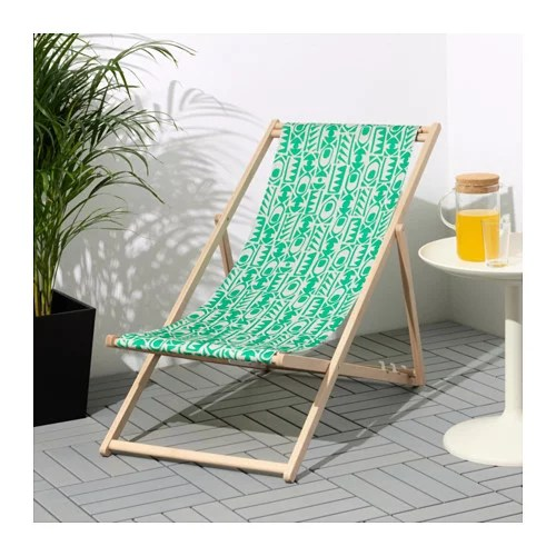 ikea beach chair revolving cuddle mysingso green 25 outdoor decor popsugar