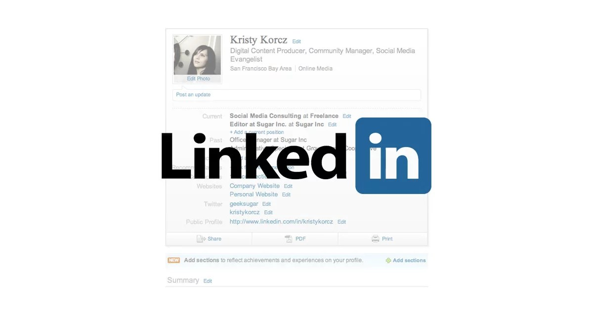 Remove Your Name and Photo From LinkedIn Social Ads