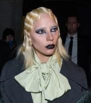 lady gaga's hair and makeup