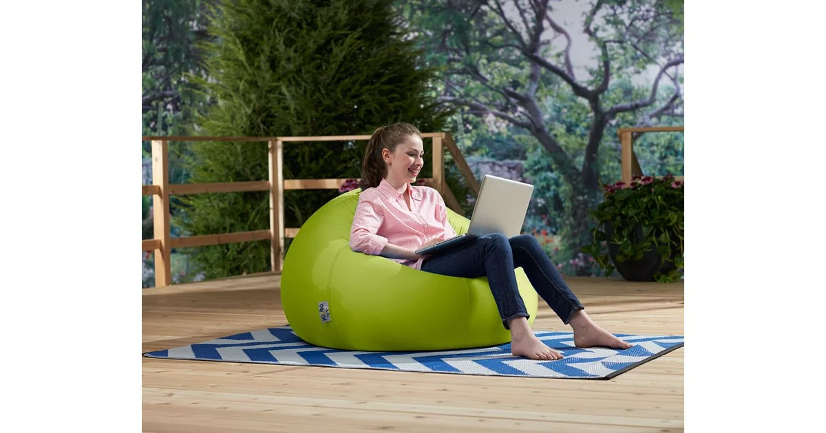 yogibo hanging chair best office chairs under 200 outdoor zoola pod bean bags products for babies and kids june 2018 popsugar family photo 6