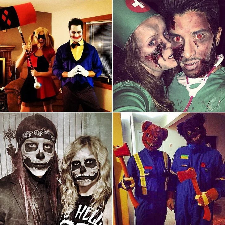 scary halloween costumes for