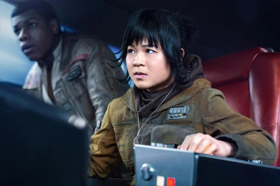 Who Is Rose Tico in Star Wars  POPSUGAR Entertainment