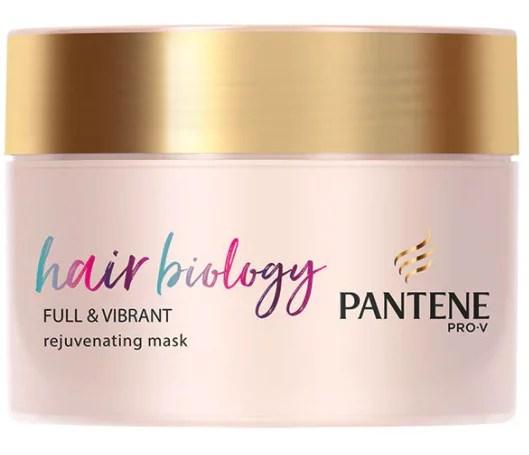 For Fine Hair Textures: Pantene Hair Biology Full & Vibrant Mask