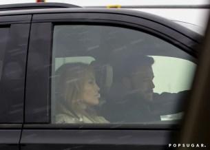 Jennifer Lopez and Ben Affleck in Montana Pictures | POPSUGAR Celebrity