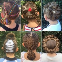Elaborate Hair Braid Ideas For Little Girls
