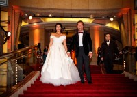 Matthew Mcconaughey Wife Wedding Dress