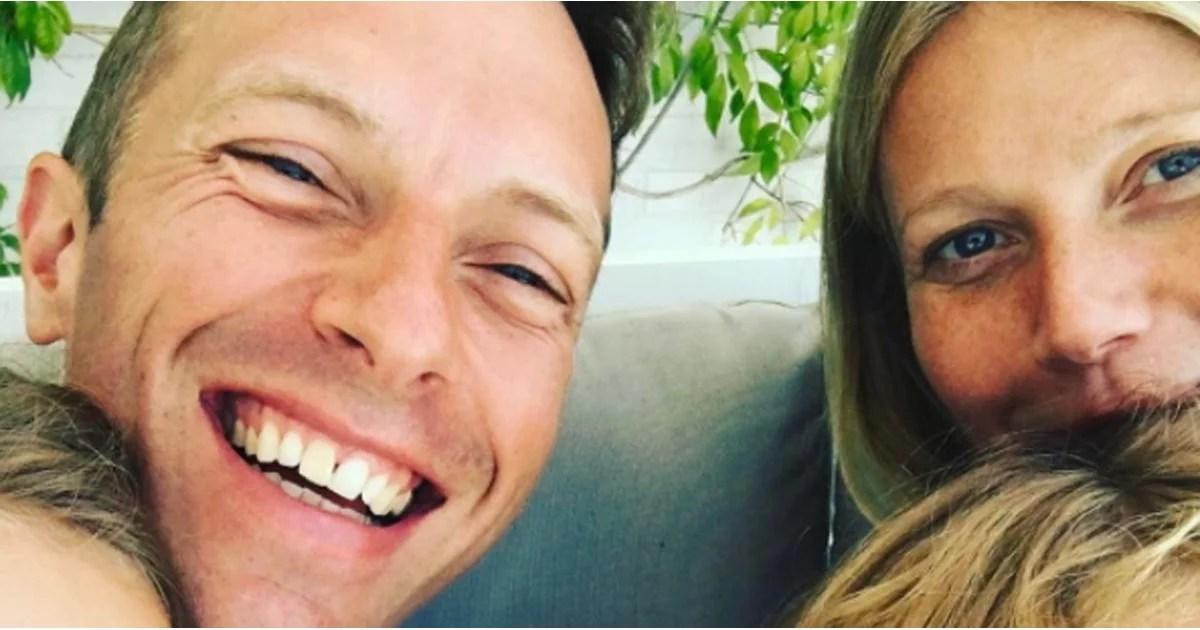 Gwyneth Paltrows Birthday Instagram For Chris Martin 2017 POPSUGAR Celebrity