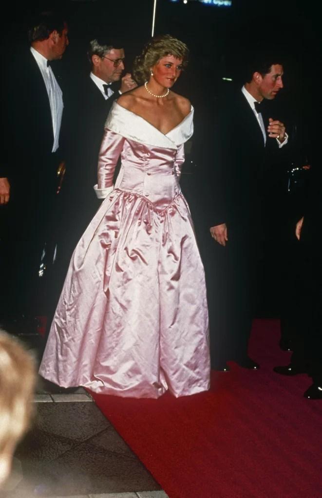 Dress Princess Diana