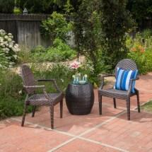 Taft Wicker Chat Set Target Outdoor Furniture