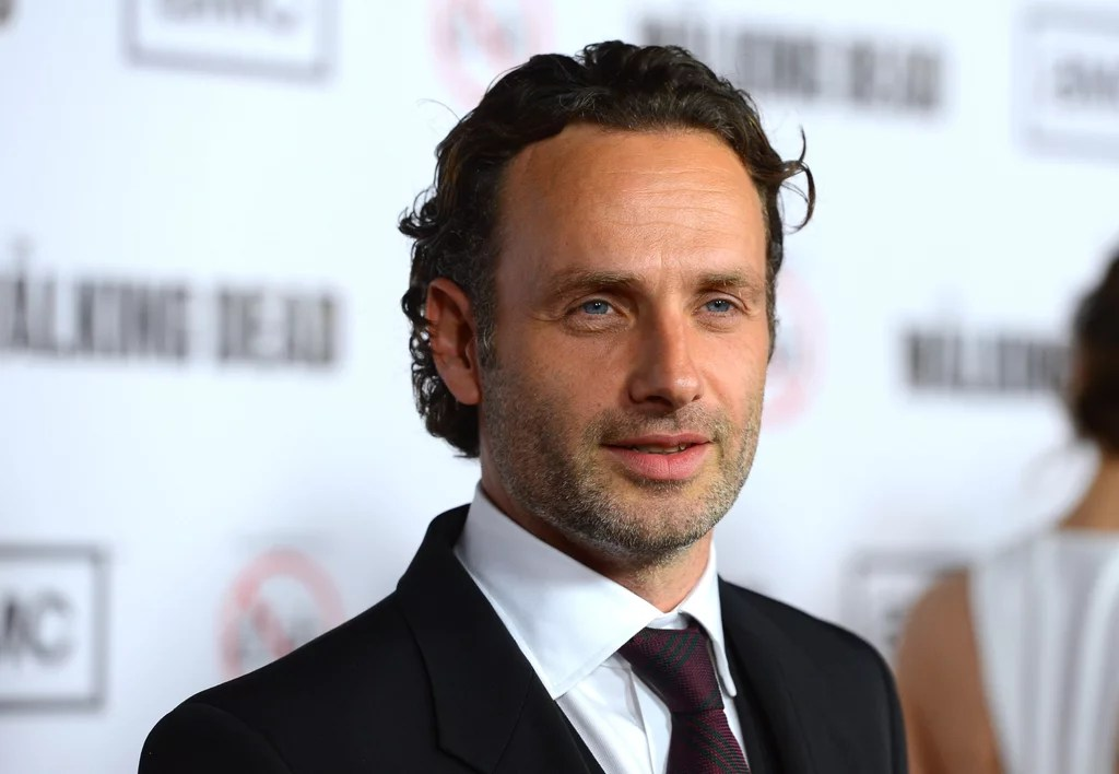 Pictures Of The Walking Deads Andrew Lincoln POPSUGAR