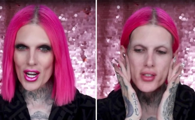 Jeffree Star Without Makeup 2018 Hairsjdi Org