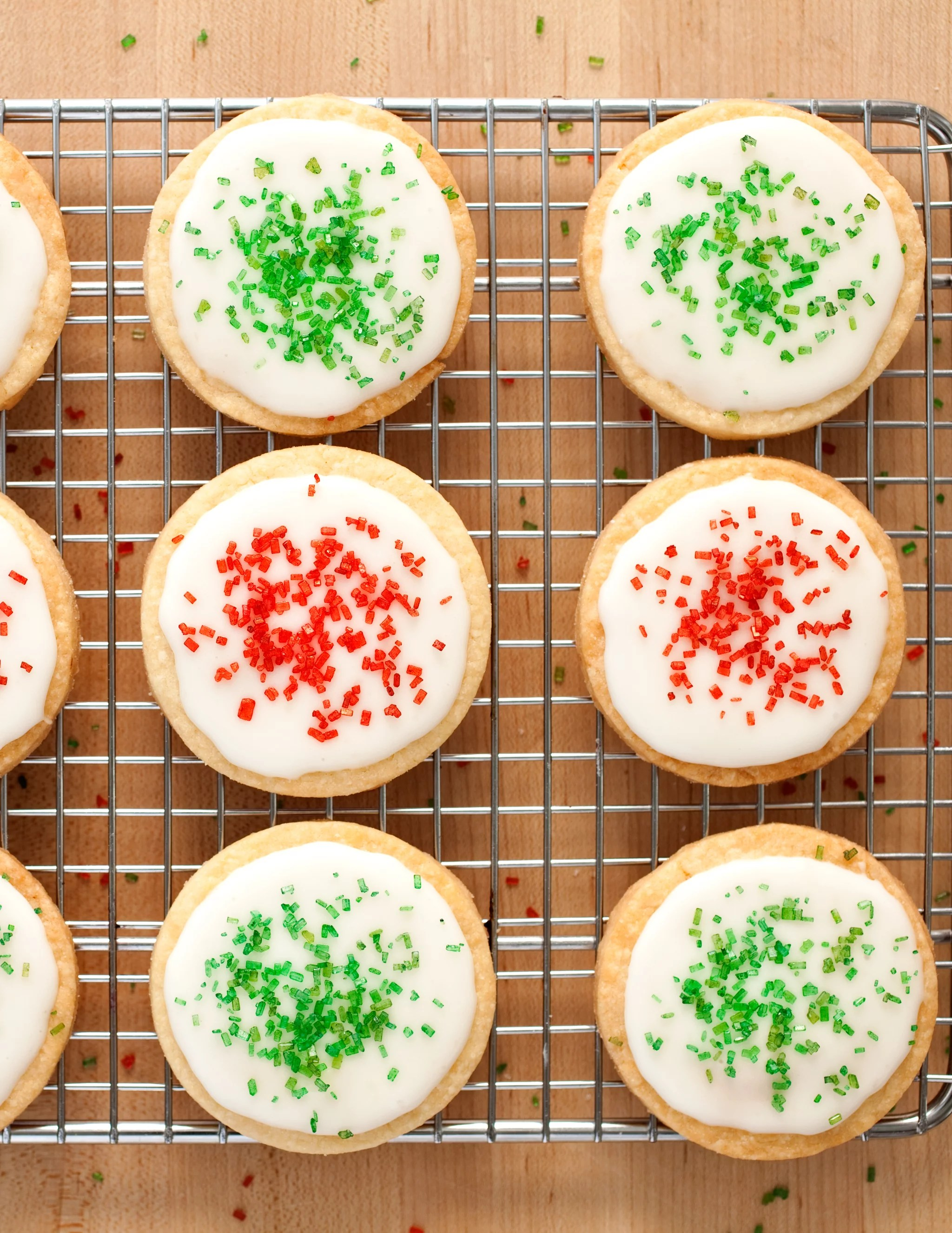 Easy Holiday Sugar Cookies Recipe by America's test kitchen