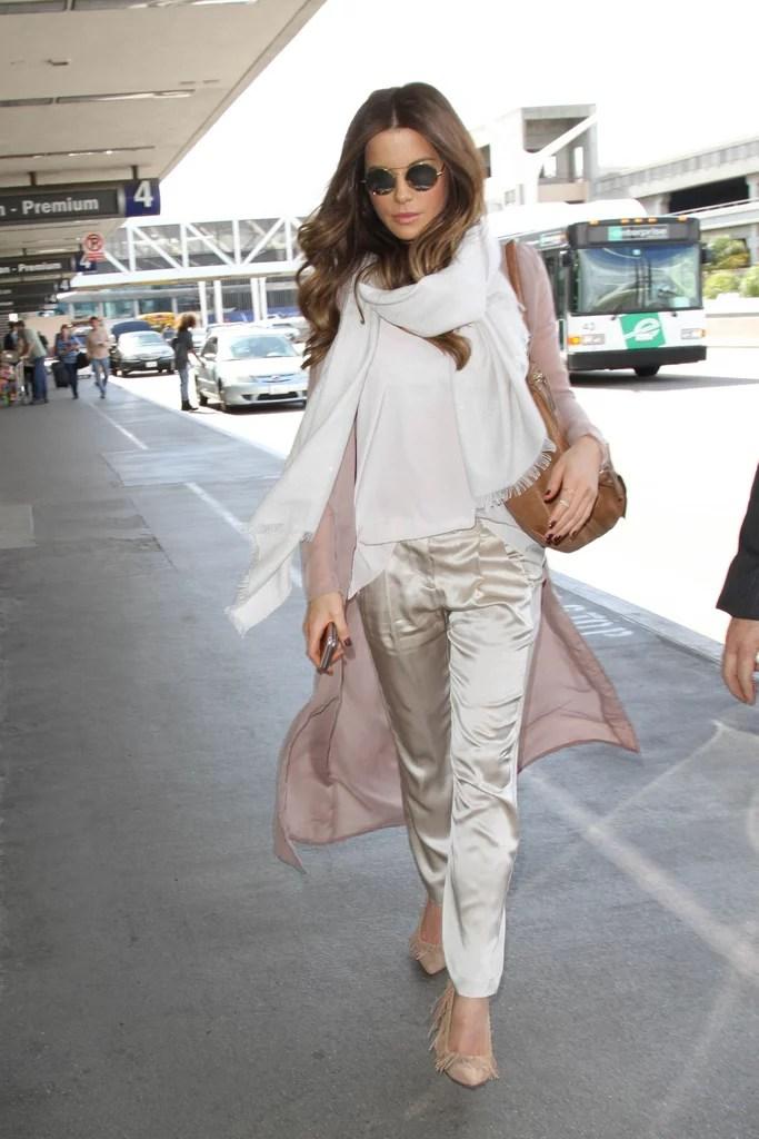 Kate Beckinsale Style Pictures POPSUGAR Fashion