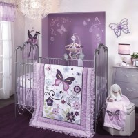 Butterfly Decor for a Kid's Room